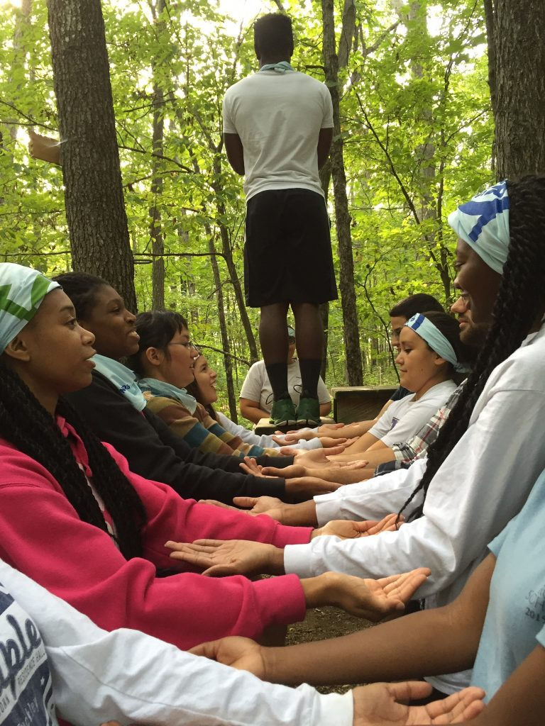 Rowe Ropes Course